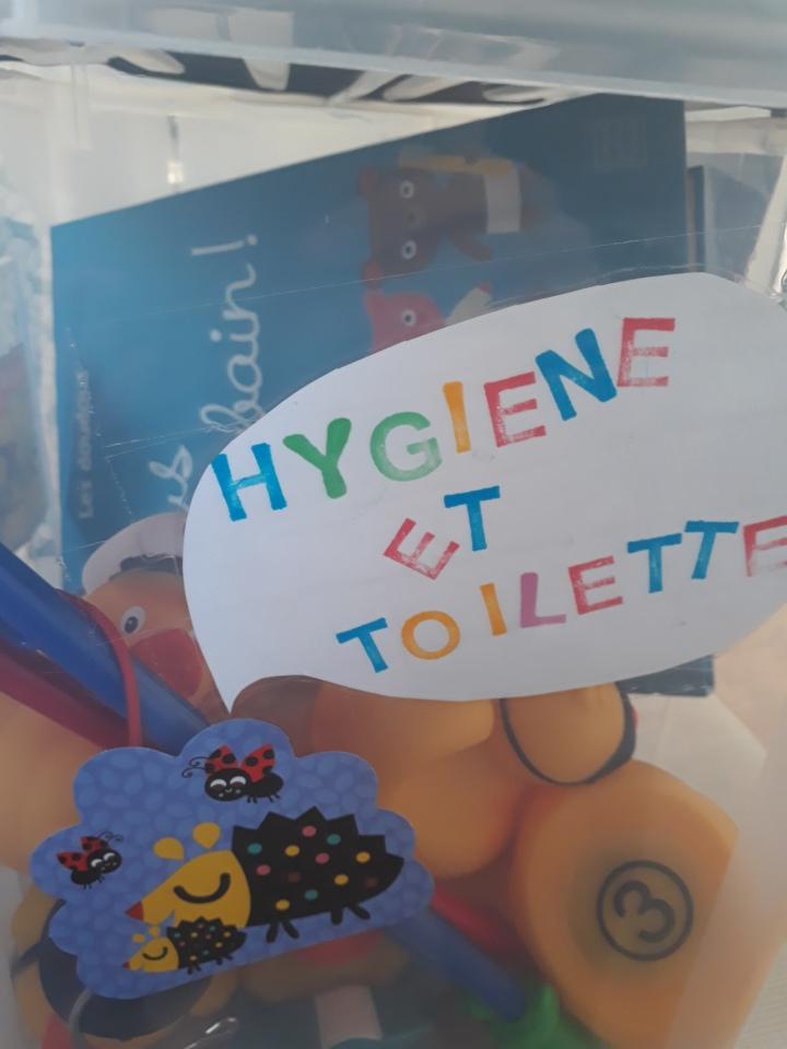Atelier Hygiène et Toilette
