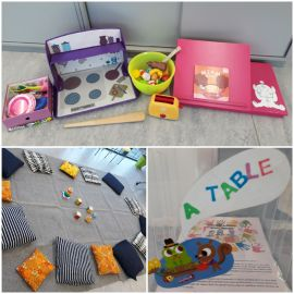 """Atelier """"A table!"""""""